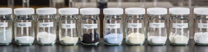 Korkea aika saada harvinaisten maametallien kierrätys käyntiin