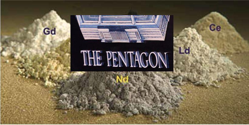 Pentagon kartoittaa kauppasodan varjossa harvinaisten maametallien tuotantoa Yhdysvalloissa