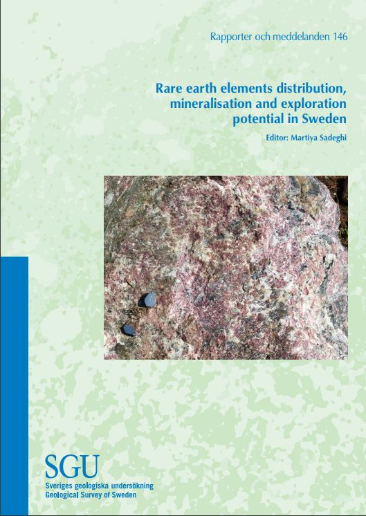 Uusi tutkimus harvinaisista maametalleista Ruotsissa