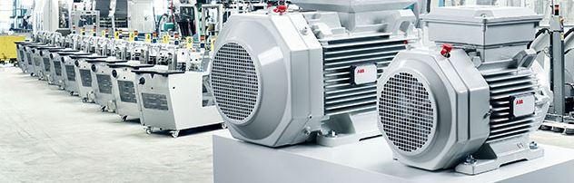 ABB ja Stena Recycling pistävät yhdessä Ruotsin teollisuuden vanhat sähkömoottorit vaihtoon ja materiaalit kiertoon