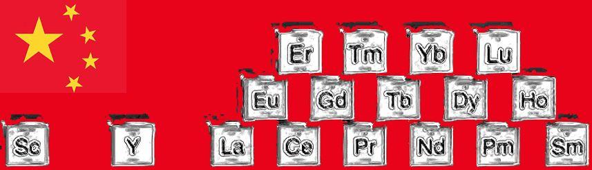 Kiinan kestomagneettituotannon vahva kasvu lisää harvinaisten maametallien kysyntää
