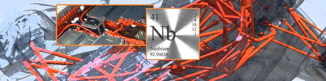 Niobi antaa lisäpotkua litiumioniakuille
