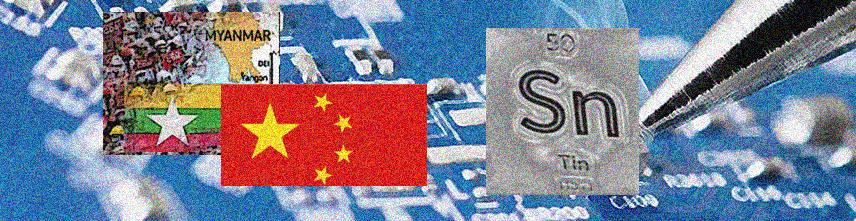 Kiina kasvattaa tinan vientiä, kun muun maailman varastot ehtyvät