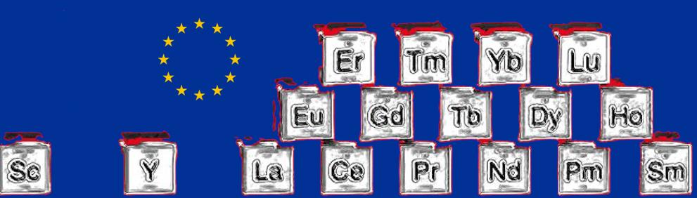 Euroopan harvinaisten maametallien tuotanto vahvistuu pikku hiljaa