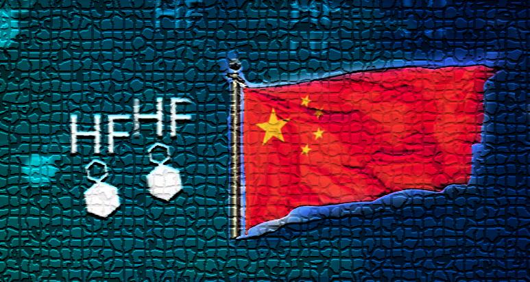 Fluorivetyhappo on yksi ässä lisää Kiinalle akkuteollisuuden kilpailussa