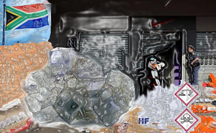 Etelä-Afrikan levottomuudet voivat häiritä akkuteollisuudelle tärkeän fluorisälvän maailmanmarkkinoita