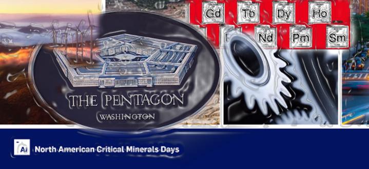 Yhdysvaltojen vahvistettava harvinaisten maametallien toimitusketjujaan, sanoo Pentagon
